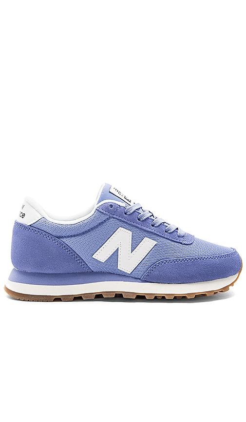 New Balance 501 Sneaker in Blue