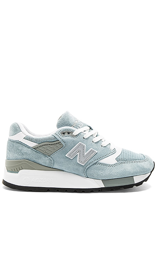 New Balance Made In the USA Sneaker in Blue