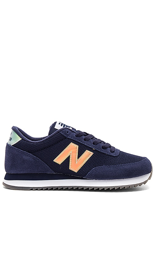 New Balance 501 Sneaker in Navy