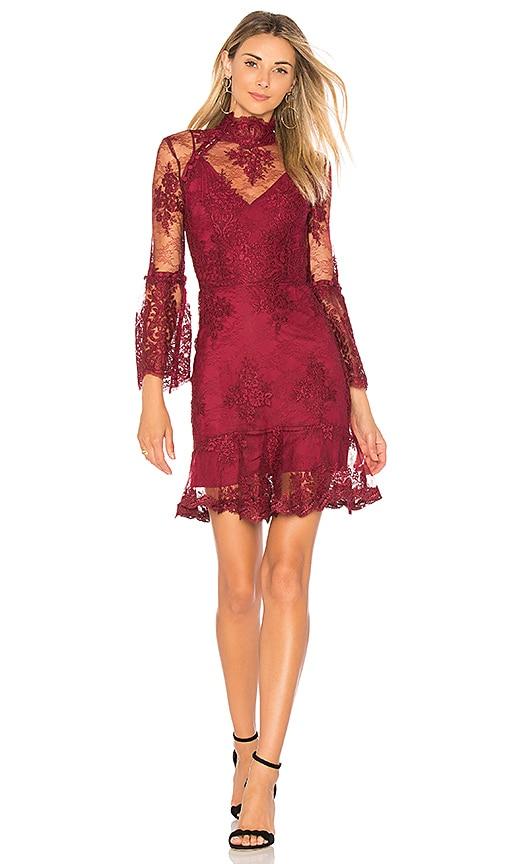 Octavia Button Dress