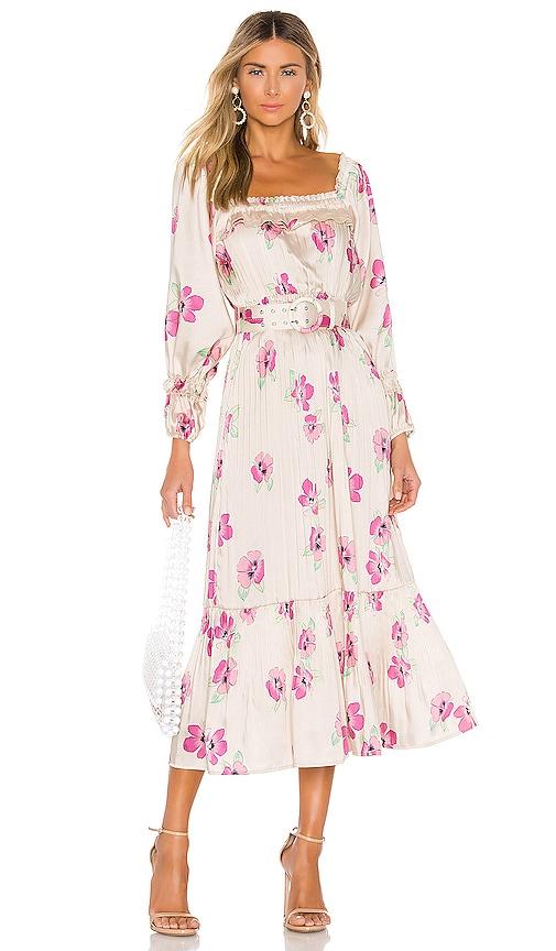 Pleated Prairie Dress