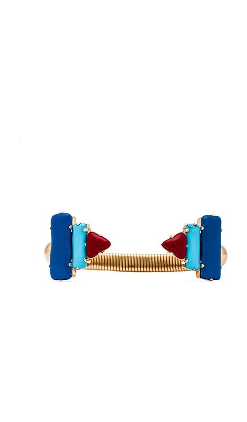 Deco Tower Cuff