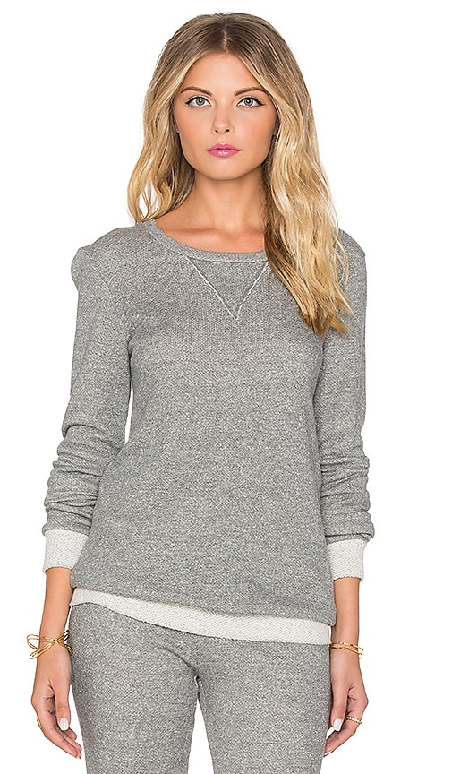 Nightcap Terry Sweatshirt in Charcoal