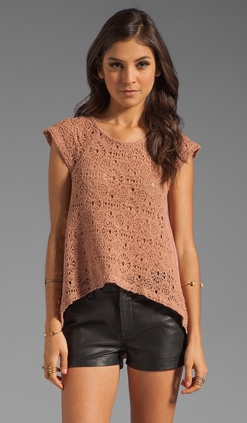 Isobel Lace Top