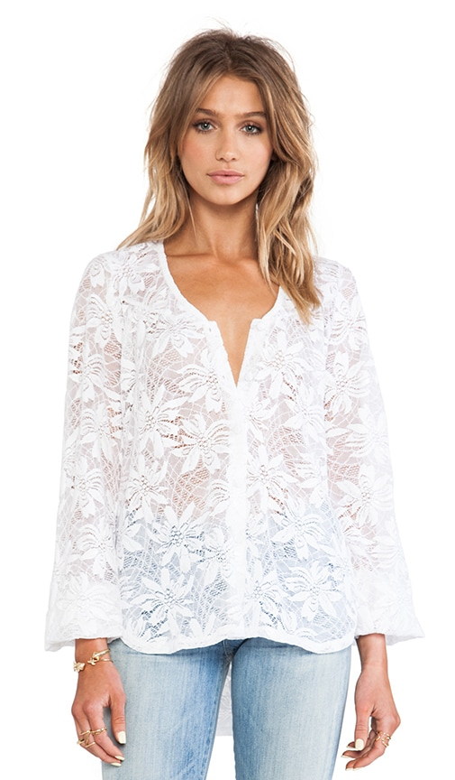 Desert Bloom Blouse