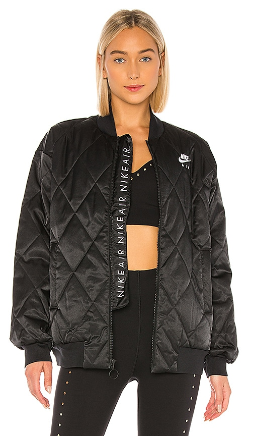 NSW Air Synthetic Fill Satin Jacket