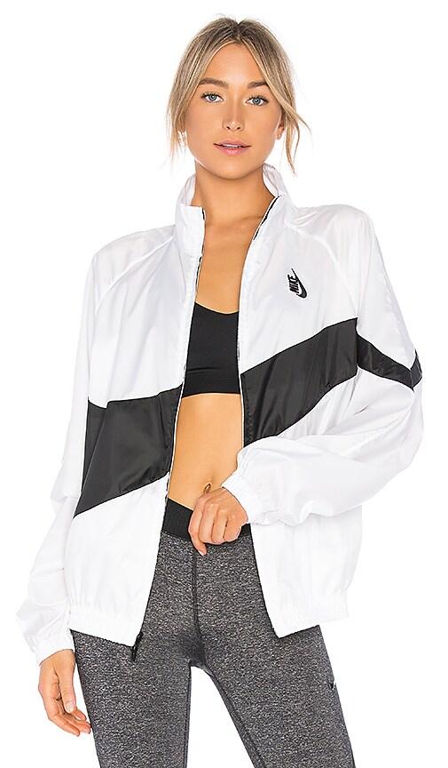 Nike Lab NRG Heritage Jacket in White
