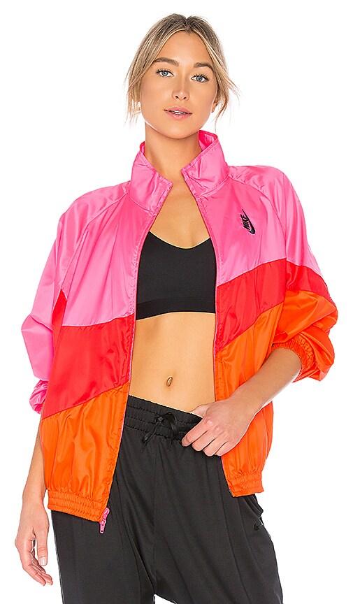 Nike Lab NRG Heritage Jacket in Pink
