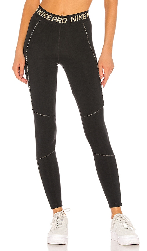 Nike Women's Fall Speed 78 Tight Black