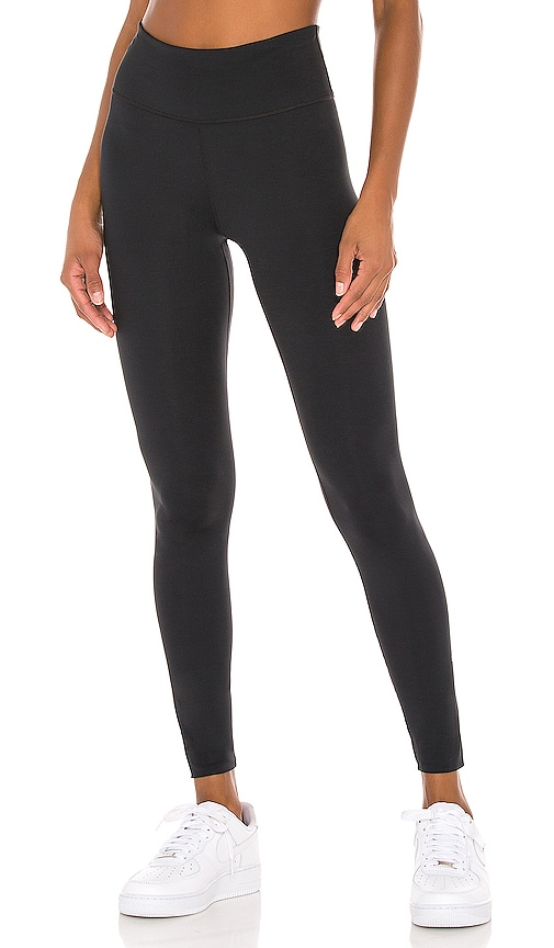 Nike One Luxe Women's Mid-rise 7/8 Tights (black)