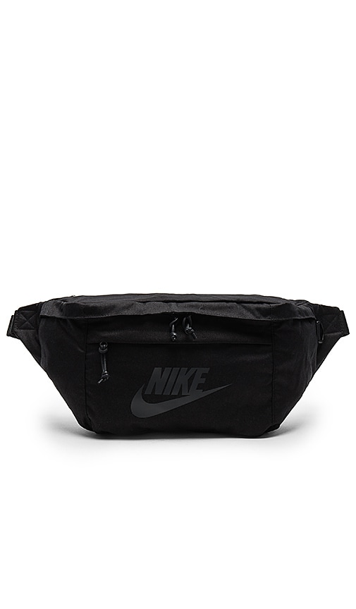 Nike Hip Pack in Black   REVOLVE d57f7c4060