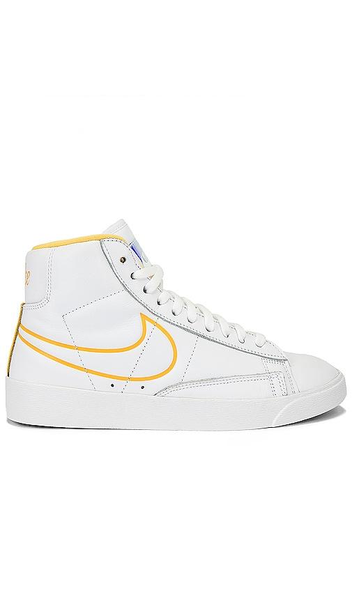 Blazer Mid Sneaker by Nike