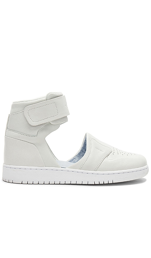 Nike Air Jordan Lover Sneaker in White