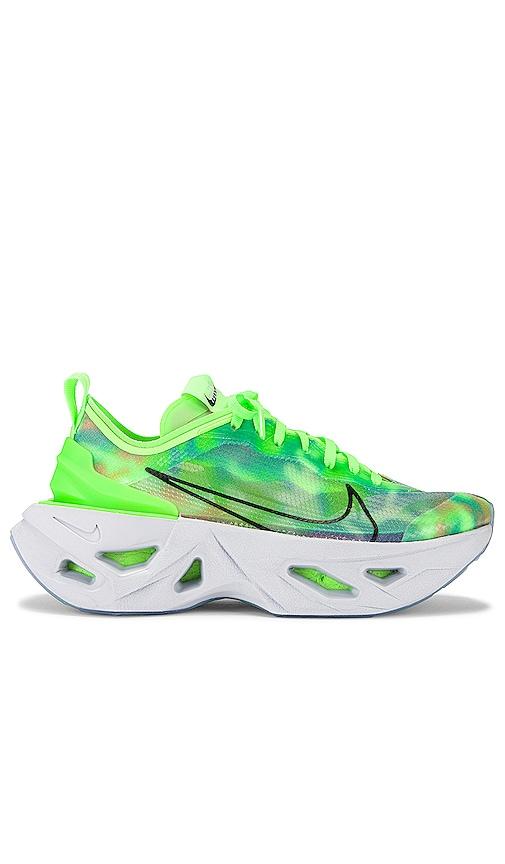 Nike Zoomx Vista Grind Sneaker in Lime