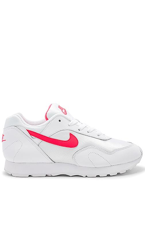 Nike Outburst OG Sneaker in White