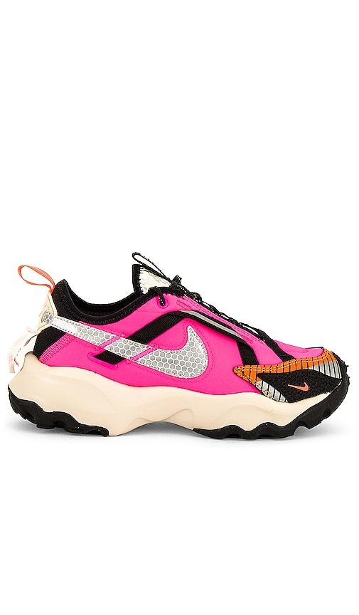 Nike Tc 7900 Lx 3m™ Women's Shoe (pink Blast) In Pink Blast  Reflect Silver & Orewood