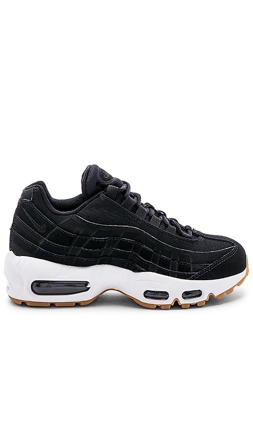 e199756c Nike Air Max 95 Sneaker in Black | REVOLVE