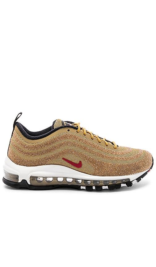 8ef491eaa37 Nike NRG Women s Air Max 97 LXX Sneaker in Gold