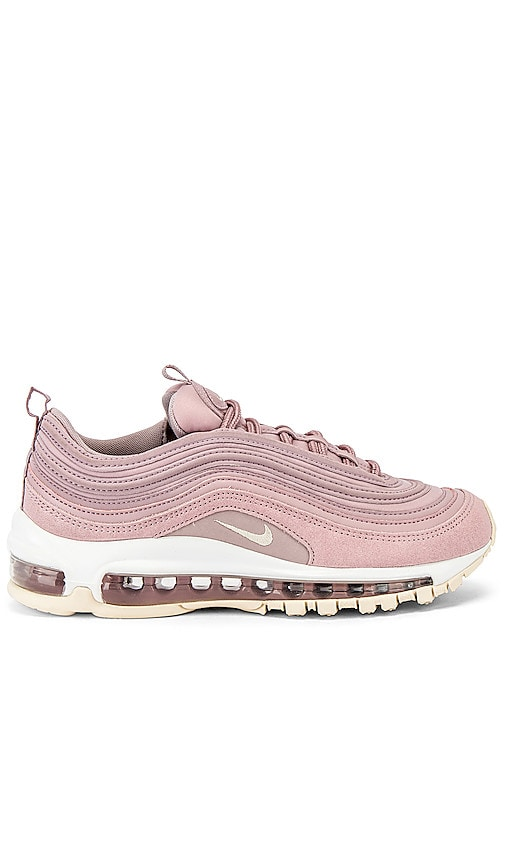 Nike Air Max 97 Sneaker In Plum Chalk Pale Vanilla Particle Rose Summit White Revolve