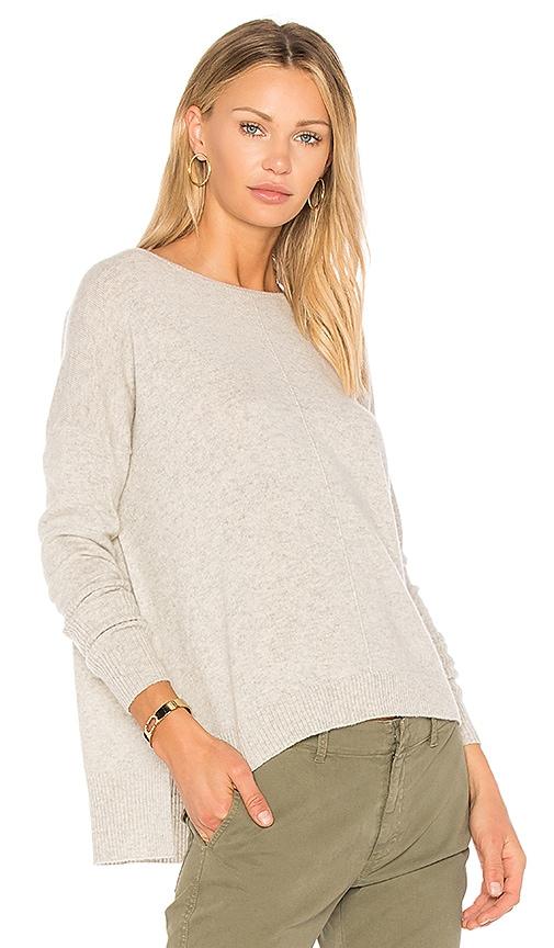 NILI LOTAN Sivan Sweater in Gray
