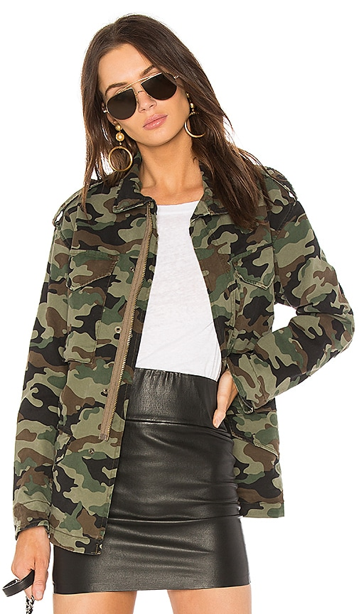 NILI LOTAN Ashton Jacket in Army