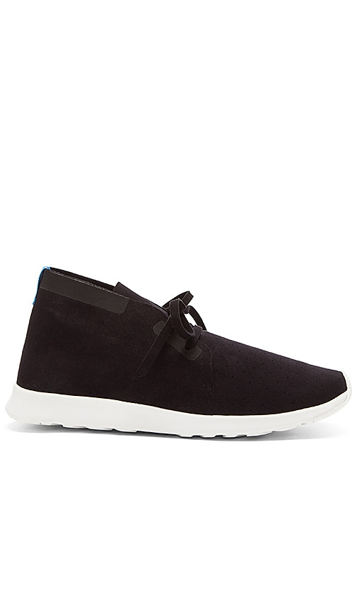 Native Apollo Chukka in Black