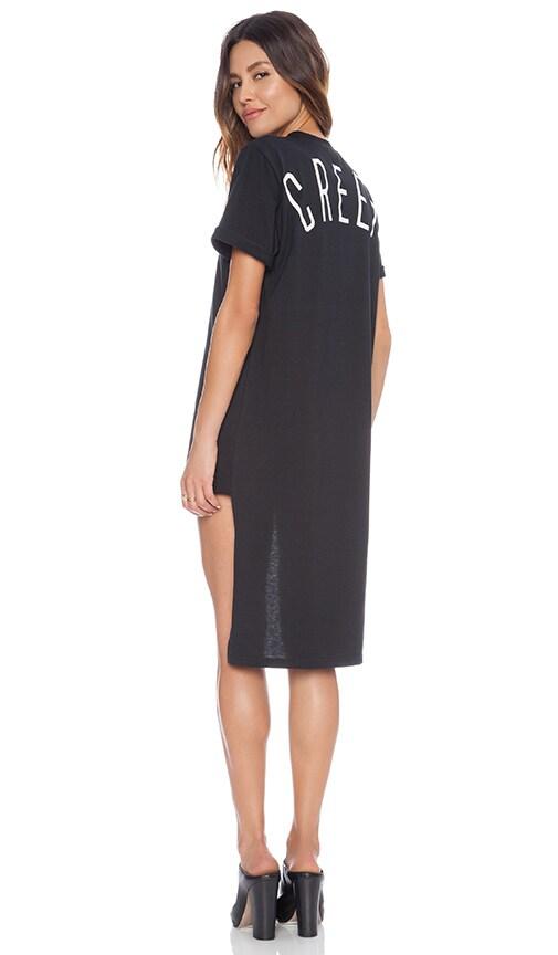 Hi-Lo Creep Tee Dress