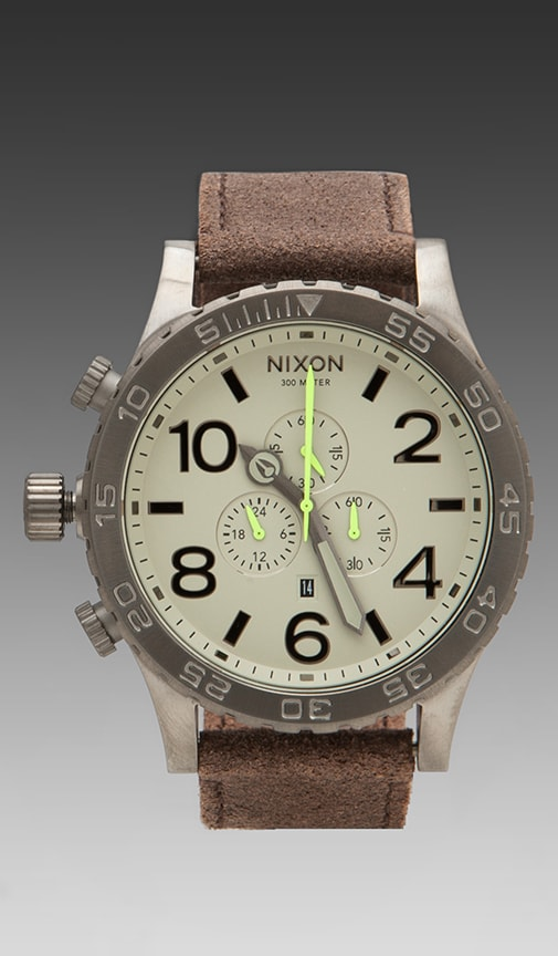 Gunsmith Collection The 51-30 Chrono Leather