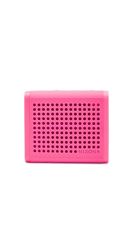 The Mini Blaster Speaker