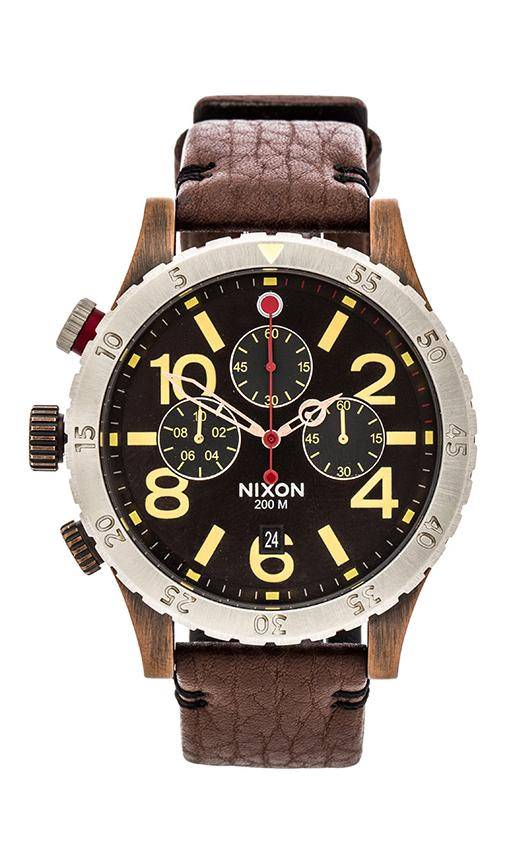 The 48-20 Chrono Leather