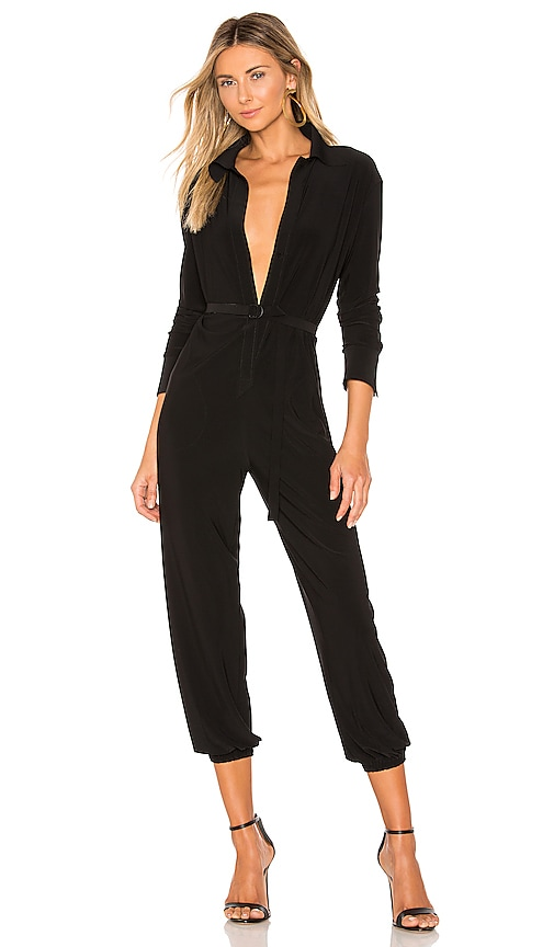 Shirt Jog Jumpsuit