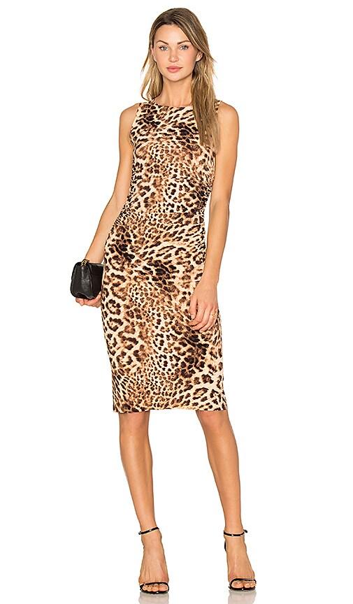 Shirred Waist Dress