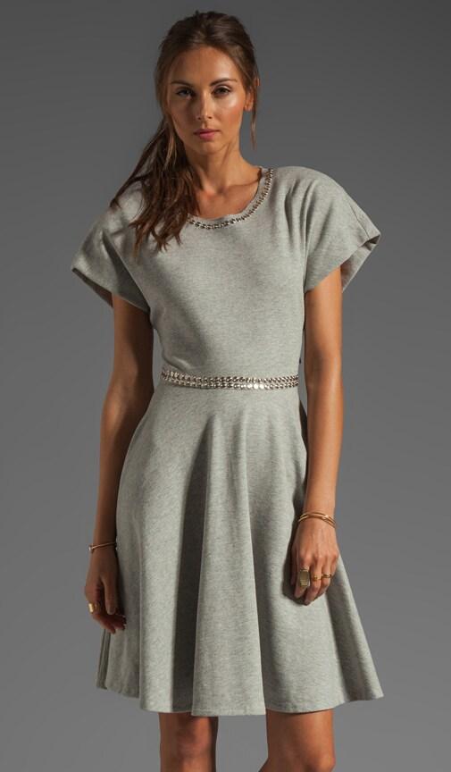 Modern Vintage Active Short Sleeve Flared Dress