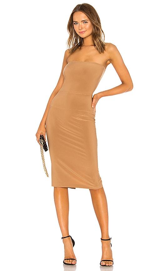 x REVOLVE Strapless Dress