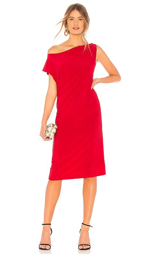 ae8a6b9d23197 Drop Shoulder Dress. Drop Shoulder Dress. Norma Kamali