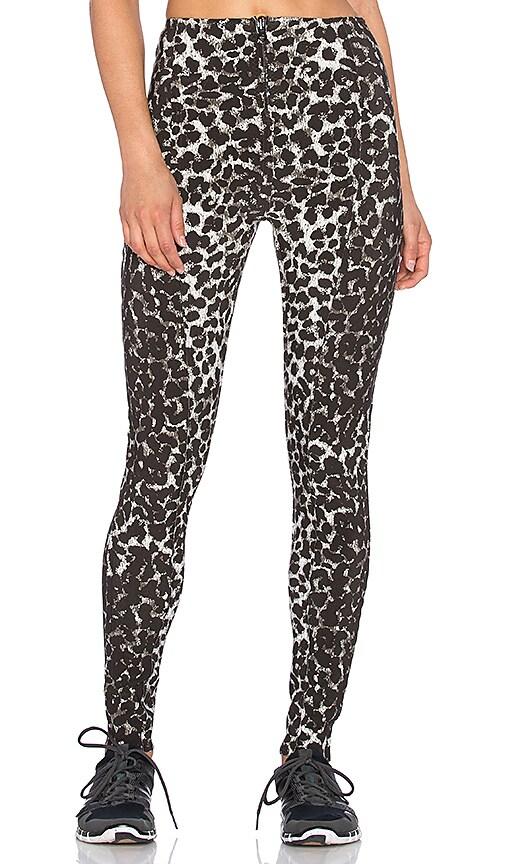 Norma Kamali Legging in Cheetah
