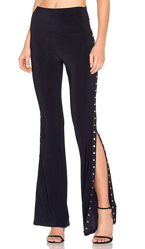 Side Snap Boot Pant
