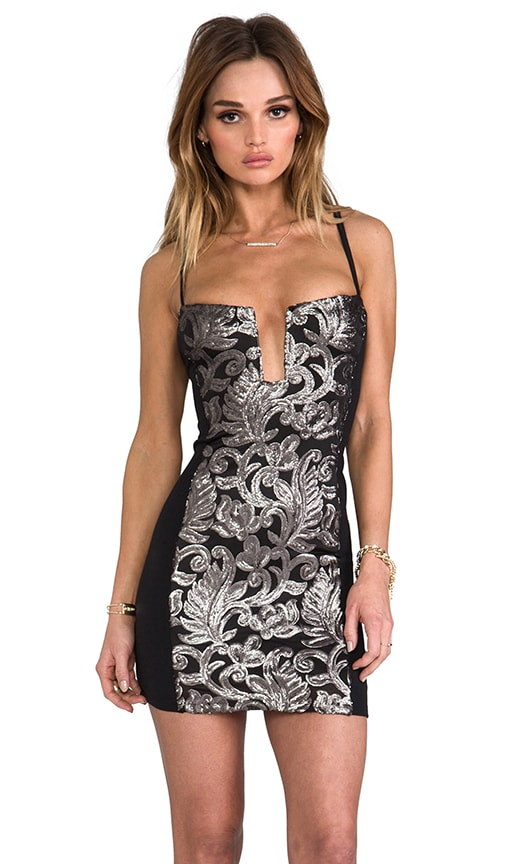 x REVOLVE Stadium Bustier dress