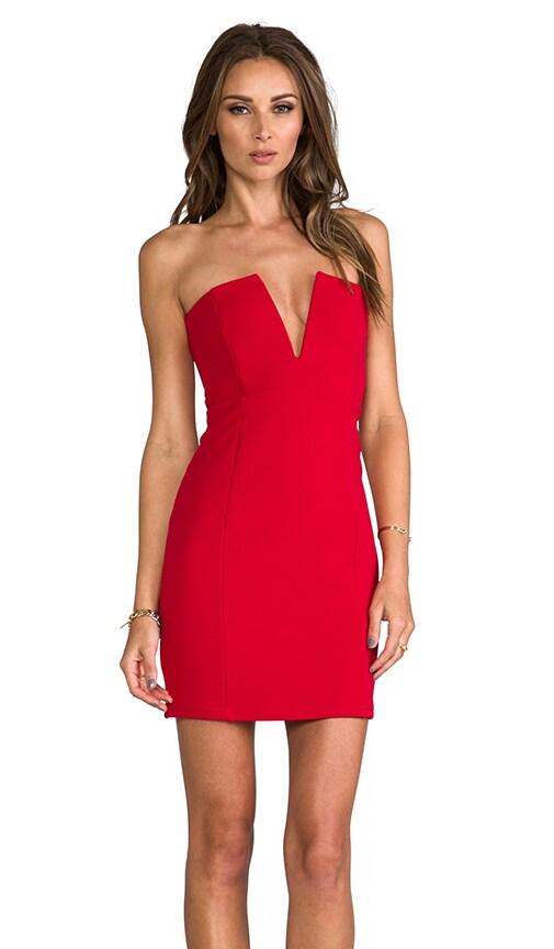Rubix V-Front Bustier Dress