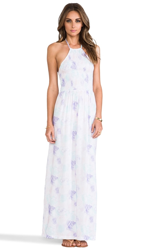 Beach Hermosas Flores Maxi Dress