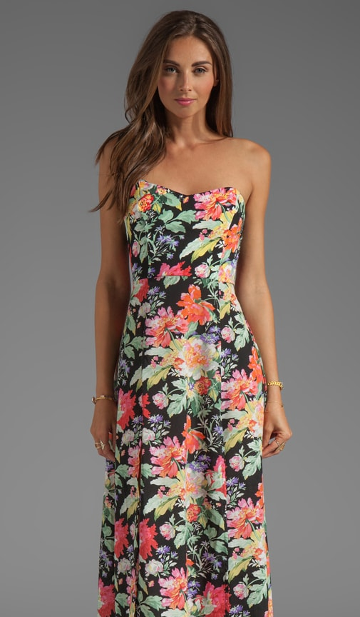 Full Bloom Maxi Dress