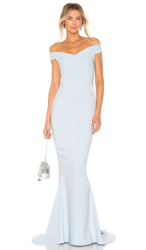 x REVOLVE Allure Gown