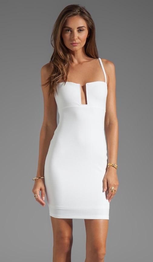 Stadium II Bustier Dress