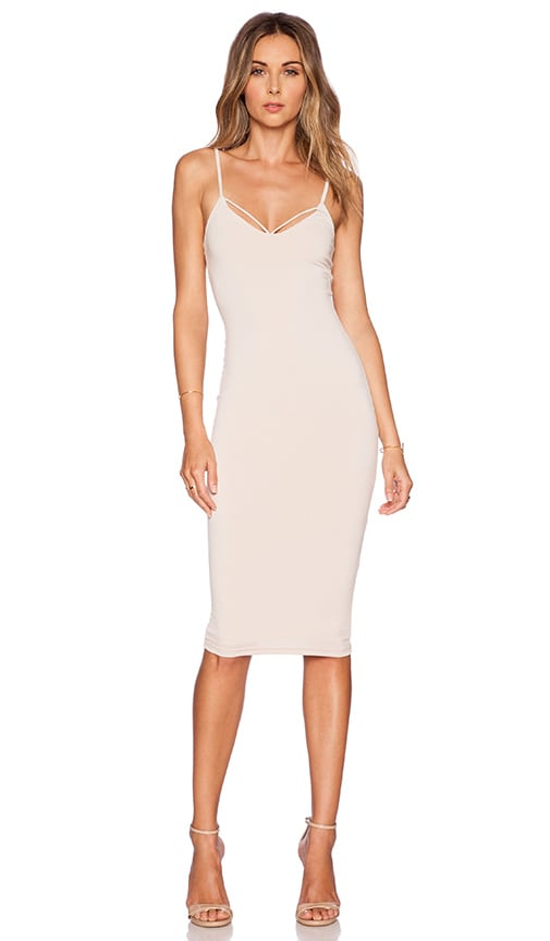 Mi Amore Backless Shift Dress