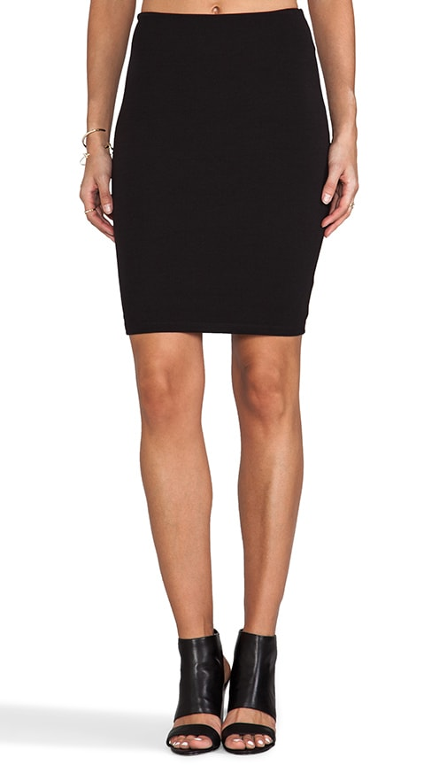 Stadium Pencil Skirt