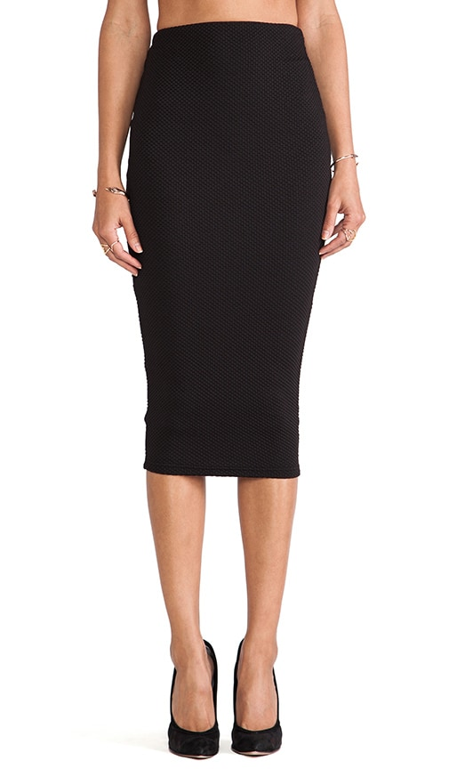 Pucker Up Pencil Skirt