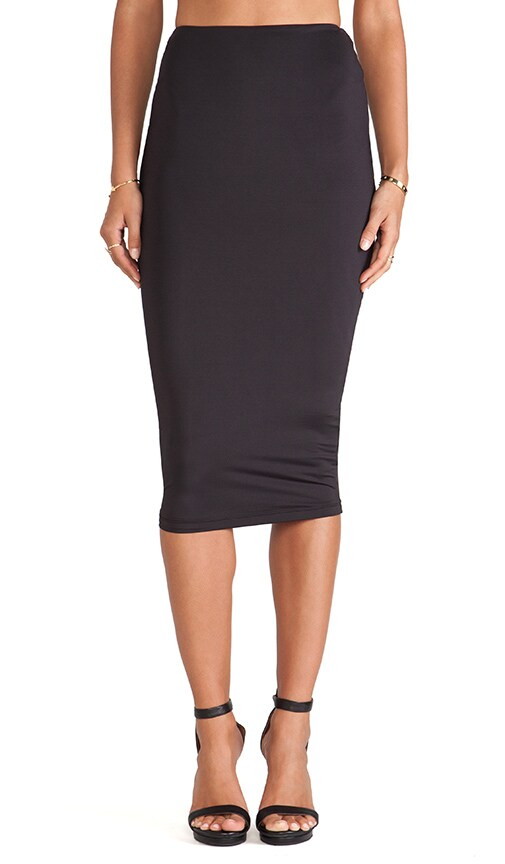 Casino Pencil Skirt