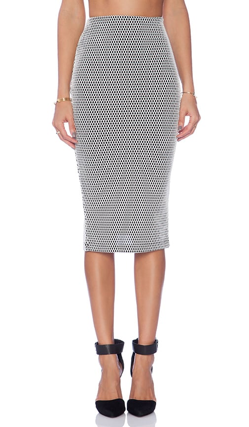 x REVOLVE Alley Oop Pencil Skirt