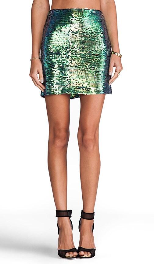 Galactica Mini Skirt
