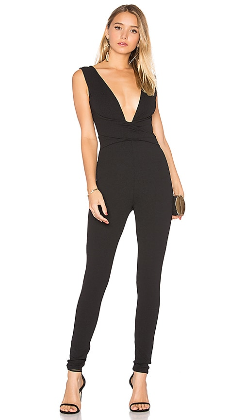 cba985d65056 Nookie Royal Jumpsuit in Black